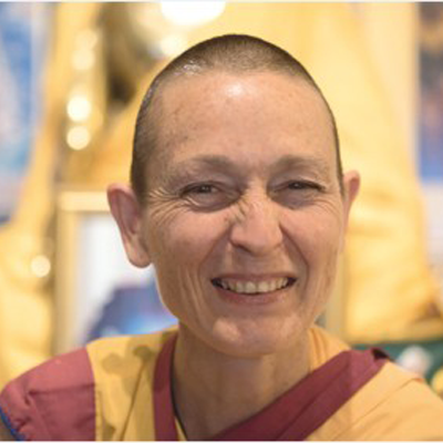 Post Festival Retreat with Kelsang Luma