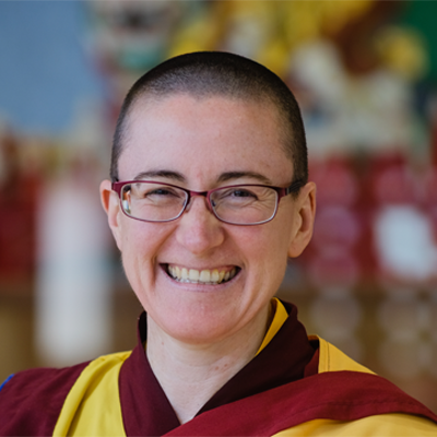 Post Festival Retreat with Kelsang Shechog