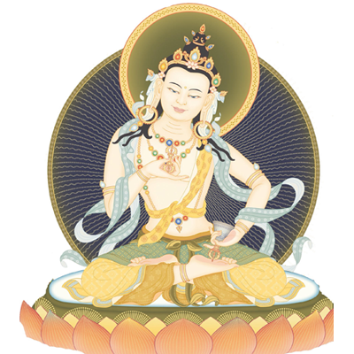 Who is Buddha Vajrasattva